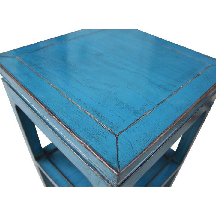 Plantenzuil blauw no11