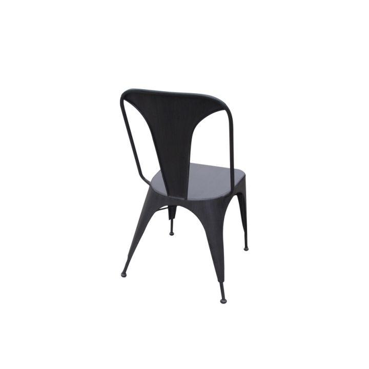 metalen industriële stoel