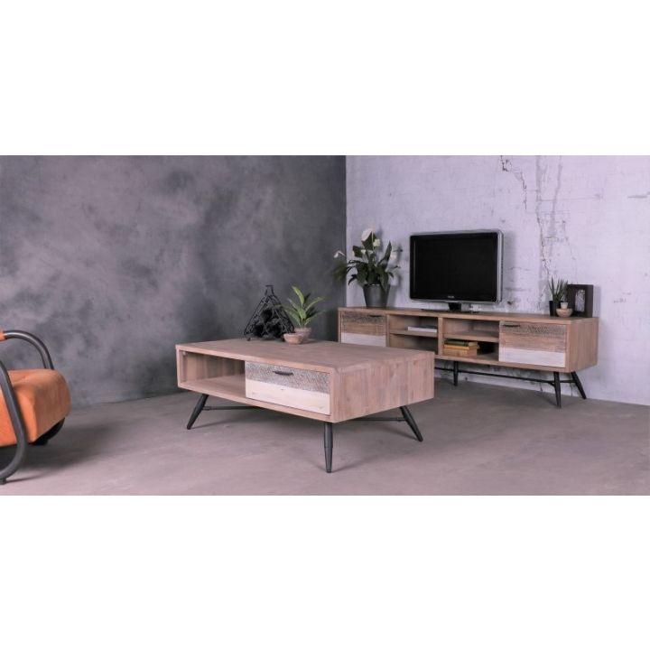houten salontafel goedkoop