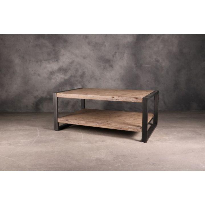 Industriële salontafel 110cm
