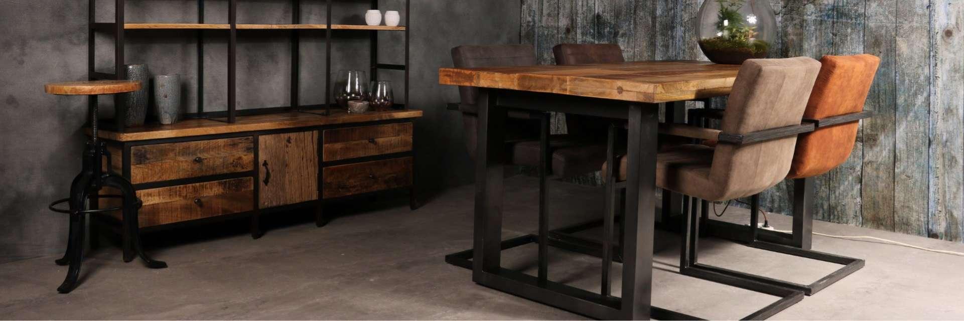 Bekijk alle mango houten meubels