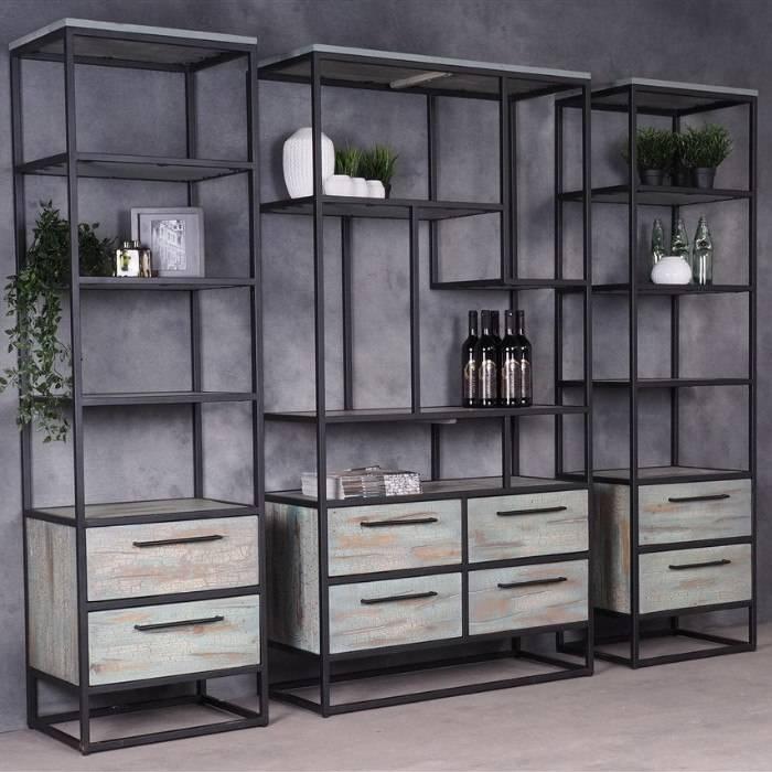 Industriële meubels. tv meubels, kasten en dressoirs