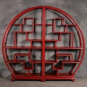 Chinese boekenkasten