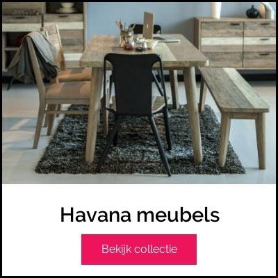 complete woonkamer havana meubels
