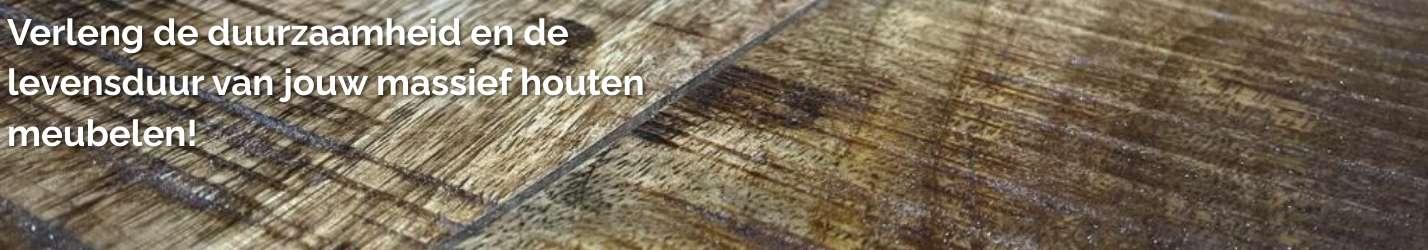 Werken van hout